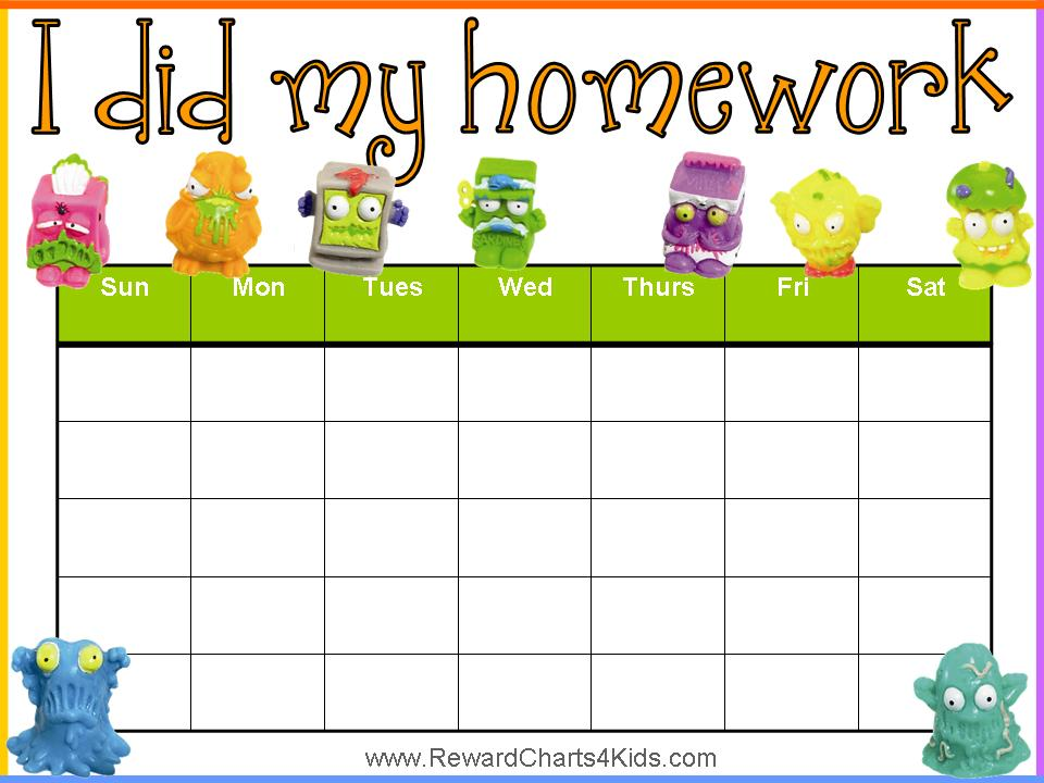 Home work for students